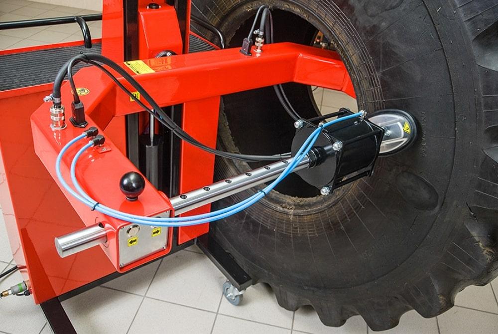 ремонт грузовых шин в Минске